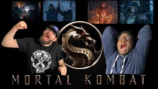 Mortal Kombat - Official Restricted Trailer Reaction & Review