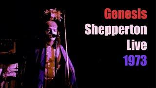 Genesis - Live at Shepperton Studios 1973 (CM Edition)