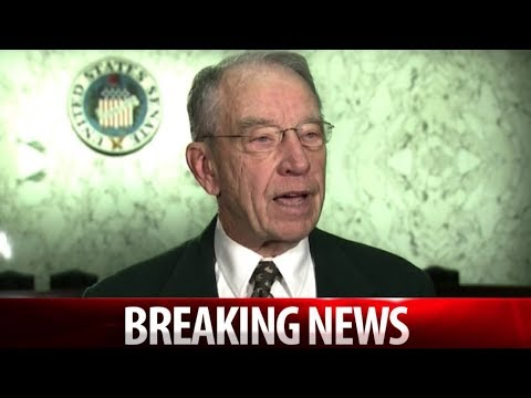 CHUCK GRASSLEY JUST OPENED UP INVESTIGATION THAT WILL PUT HILLARY IN PRISON!