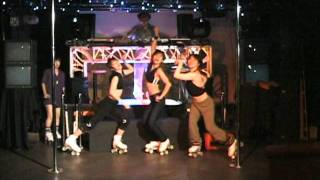 懐かしい映像を入手しました! TRFとキャッツアイと光GENJIを踊りました...