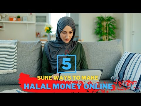 5 Halal Online Business You Can Start Right Now!