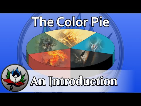 MTG - An Introduction To The Magic: The Gathering Color Pie: Philosophies, Strengths, And Weaknesses