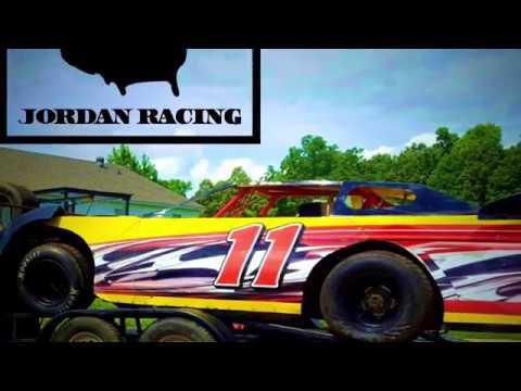 Heat race 4-15-17 Crowleys Ridge Raceway