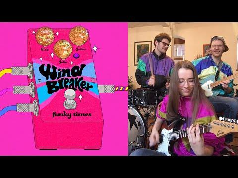 Funky Times - Windbreaker mp3 letöltés