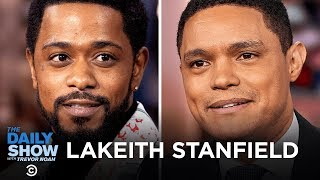 "Lakeith Stanfield - ""The Photograph"" and Picking Diverse Roles That Speak to Him 