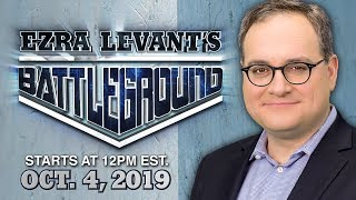 LIVE CHAT! Ezra Levant on the Mounties vs. Rebel News, AOC & more