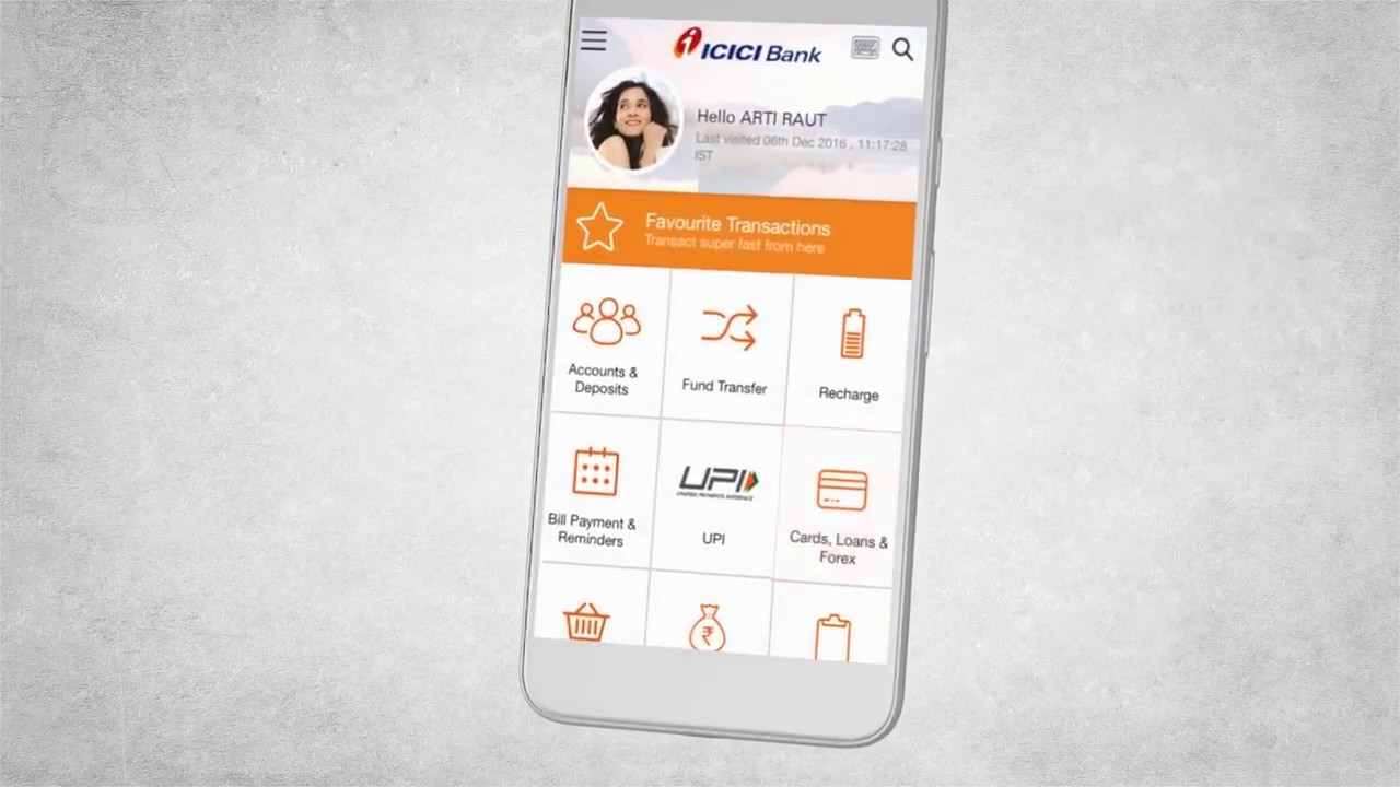 ICICI Bank iMobile - Home Loans (Subsequent Disbursement) - YouTube