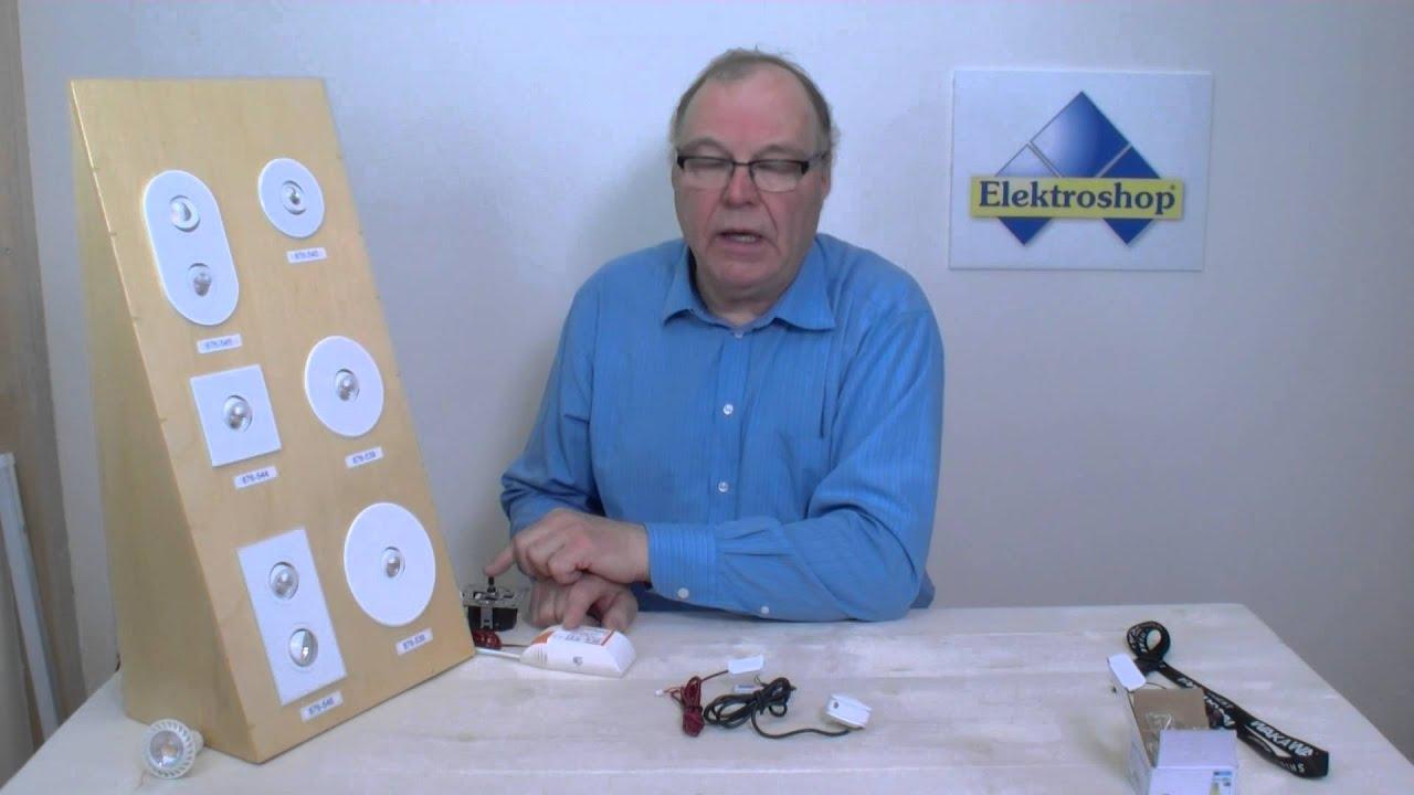Badkamer Spots Led : Badkamer led inbouwspots dimbaar ip44 van klemko youtube