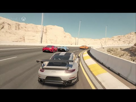 Thumbnail: Forza Motorsport 7 - E3 2017 Gameplay Demo