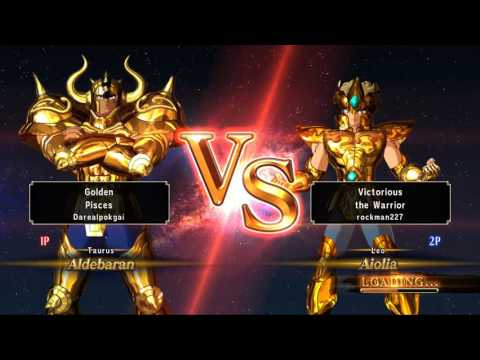 Saint Seiya Soldiers Soul PC: Online Battle 5 (win consecutively more than 10 times)