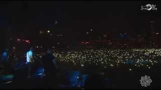 Kings of Leon - Cold Desert (Live @ Lollapalooza 2014)
