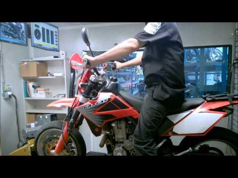 Gasgas FSR 450 2007 Dyno tuning - for sale