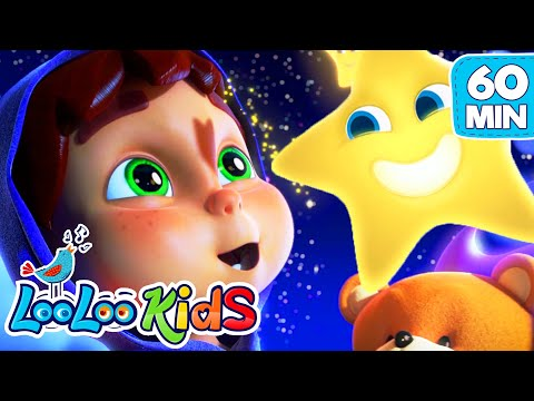 Twinkle, Twinkle, Little Star  Wonderful Songs  LooLoo Kids