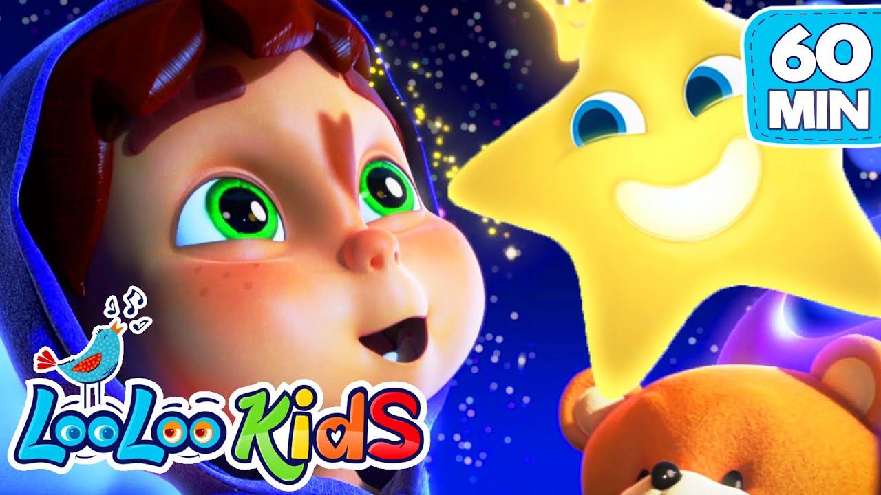 Twinkle Twinkle Little Star Wonderful Songs Looloo Kids Youtube