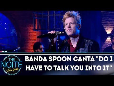 "Banda Spoon canta ""inside out"" 