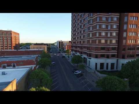 Bartlesville Drone Video