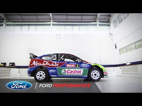 Ford Performance mit neuem Ford Focus RS und Ken Block in der RallyCross-WM am Start