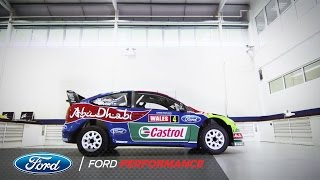 Ford Focus RS: The Anthem   Focus RS   Ford Performance