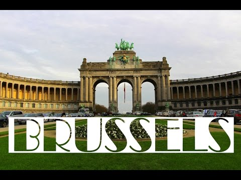 [VLOG & TRAVEL] : Great time in Brussels