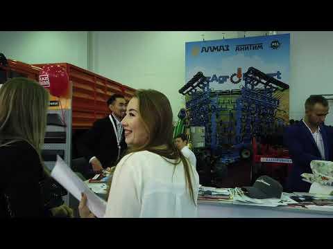 Видеоотчет с выставки KazAgro KazFarm 2019
