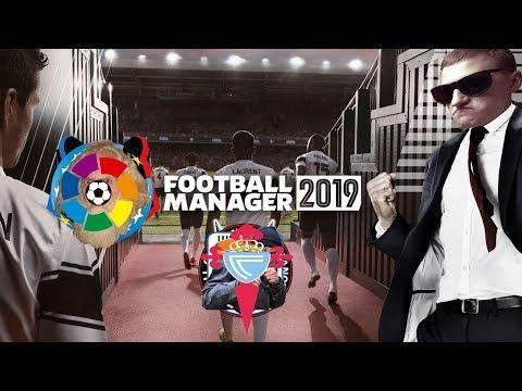 После супер успешного ЧЕ. Football Manager 2019 (стрим) #14