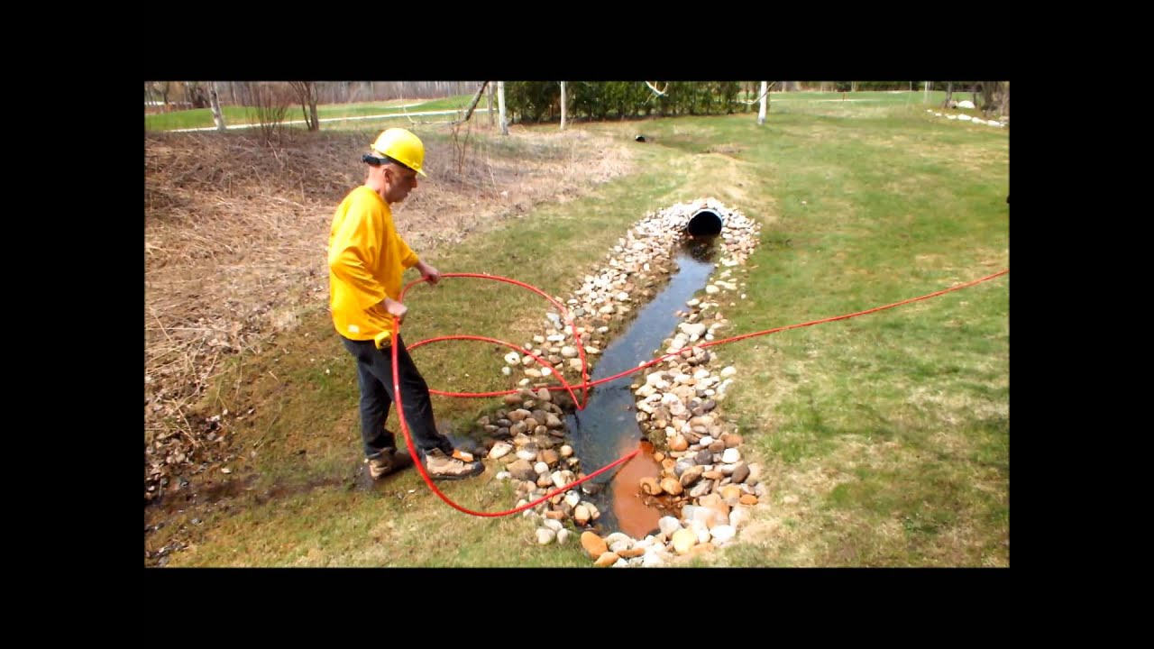 French Drain And Window Well Weeping Tile Flushing 1 888