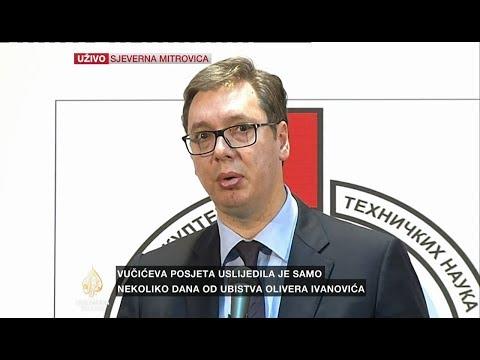 Vučić na Kosovu: Pustite nas da ne koristimo oružje