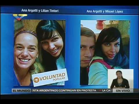 Delcy Rodríguez responde a CNN y Pasaportes en la sombra: Misael López vinculado con Leopoldo López