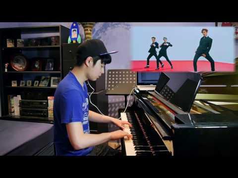 EXO CBX ~ Hey Mama! piano cover