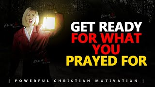 God Has Been Listening And He Has Heard Your Prayers | Powerful Motivational & Inspirational Vid