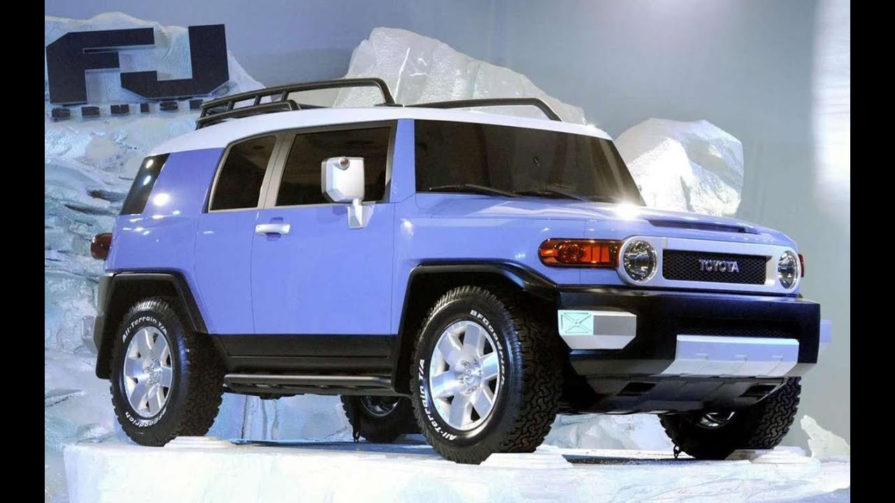 2016 Fj Cruiser >> 2016 Toyota Fj Cruiser Price And Concept