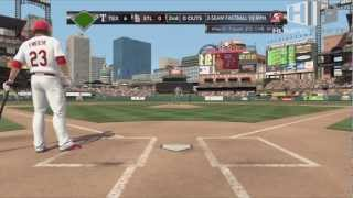 Major League Baseball 2K12 - PS3 Gameplay HD