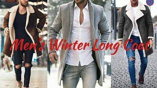 Best Winter Long Coat for Men