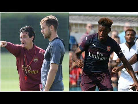 Unai Emery Confident Ramsey Will Stay As Jeff Leaves Arsenal! | AFTV Transfer Daily