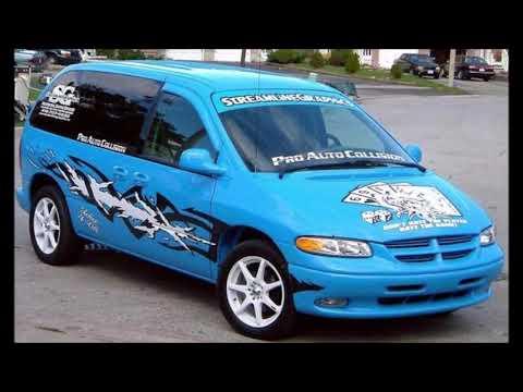Chrysler Grand Voyager  Tuning
