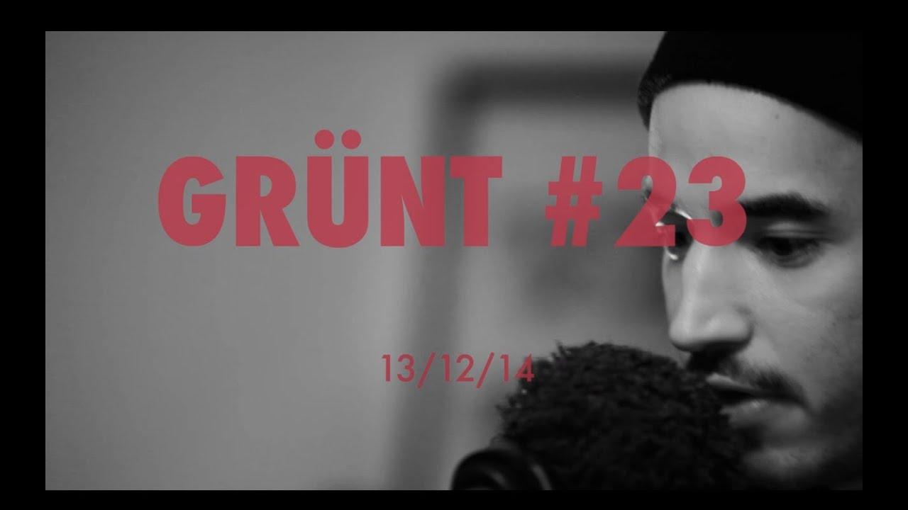 Grünt #23 Feat. Myth Syzer, Bon Gamin, Prince Waly, Jeune LC