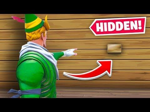 FIND THE *HIDDEN* BUTTON TO ESCAPE!