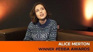 Baixar ALICE MERTON - Interview [] Winner @ EBBA Awards 2018