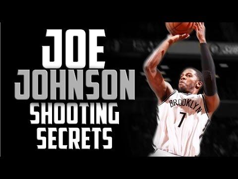 Joe Johnson: NBA Shooting Secrets (HD)