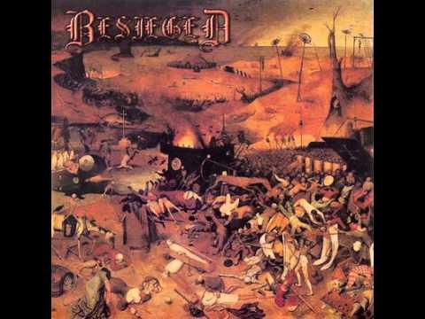 Besieged - Visions of Pain (Full Album)