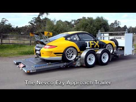 The Nevco Ezy Approach Trailer