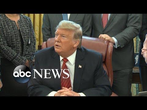 Trump to visit US-Mexico border as government shutdown continues Mp3