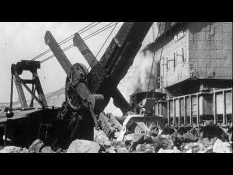Iron and Steel Supply of the World (1947) | BFI National Archive