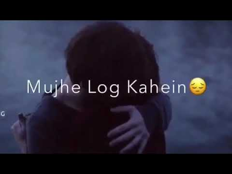 Tera Naam Batau Kisko | Lyric Video - WhatsApp Status