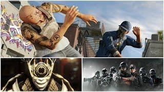 Увеличение  FPS в Dishonored 2, Rainbow Six Siege станет бесплатной | Игровые новости