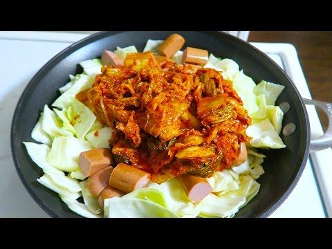 EASY KOREAN FOOD RECIPE