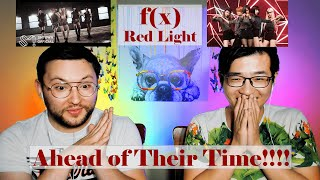 Unique & Innovative!!! Reacting to f(x) 에프엑스 'Red Light'…