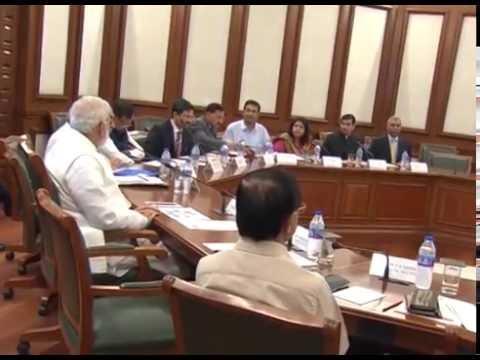 PM Narendra Modi chairs Vibrant Gujarat Summit 2017 meeting in Delhi Mp3