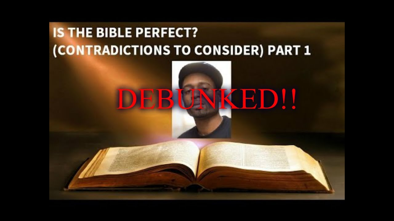 """science and the bible are contradictory Read the biggest """"contradiction"""" in the bible by david murray and more articles about apologetics and bible on christianitycom."""
