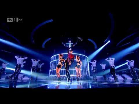 Nicole Scherzinger - Poison performance on Xfactor